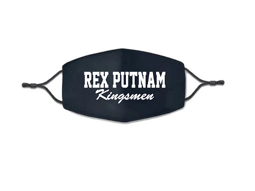 Rex Putnam Face Mask