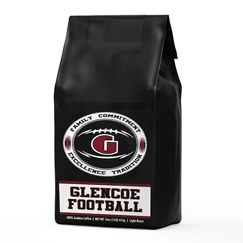 Glencoe 1 LB Light Roast Coffee