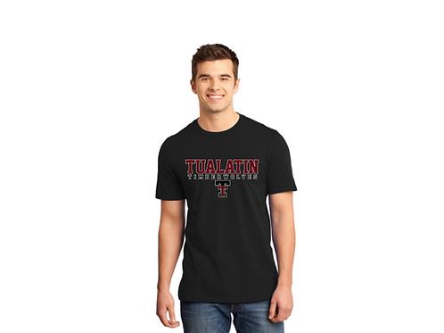 Tualatin Timberwolves Logo'ed Tee