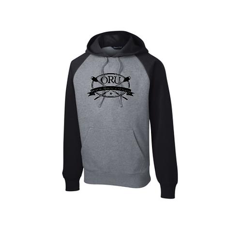 ORU 2 Color Hooded Sweatshirt