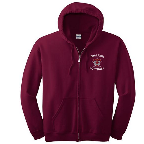 Gildan ® - Heavy Blend™ Full-Zip Hooded Sweatshirt