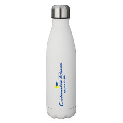 Columbia River Yacht Club Stainless Steel Water Bottle