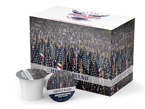West Linn K-Cups by American Heroes Coffee
