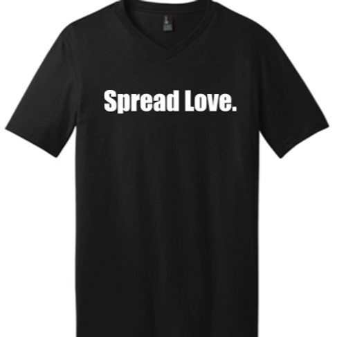 Spread Love. V-Neck