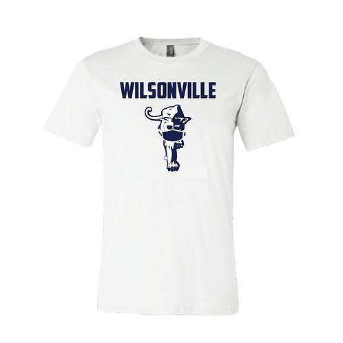Wilsonville Mask T-shirt
