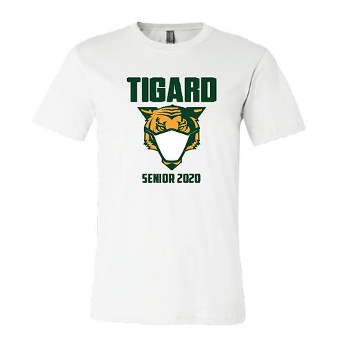 Tigard Seniors Mask T-shirt