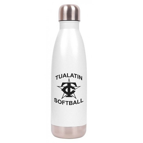 Insulated Stainless Steel Water Bottle - 16 oz.