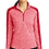 Thumbnail: NEW Sport-Tek® Ladies PosiCharge® Electric Heather Colorblock 1/4-Zip Pullover.