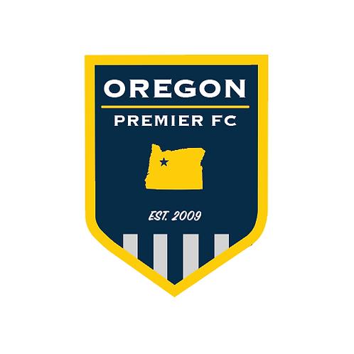 Oregon Premier FC Sticker