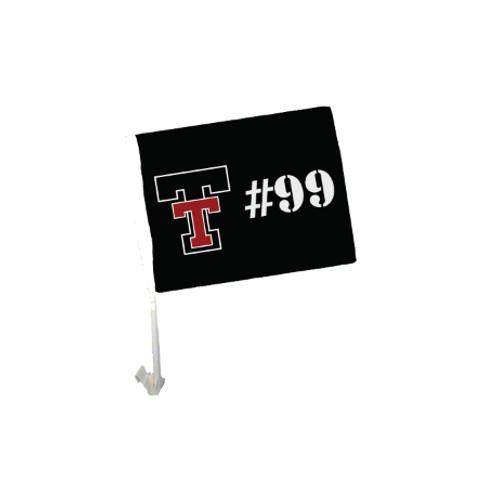 Tualatin Car Flag