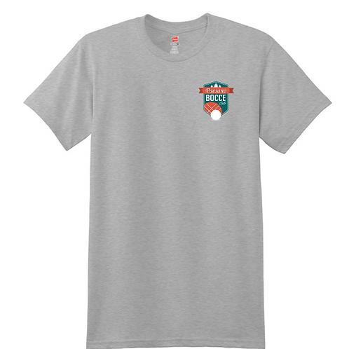 Short Sleeve Printed Small Logo Tee-Shirt