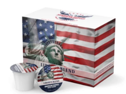 K-Cups by American Heroes Coffee (Glencoe)