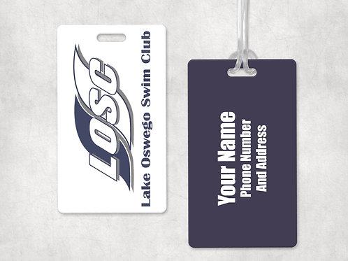 LOSC Bag Tag