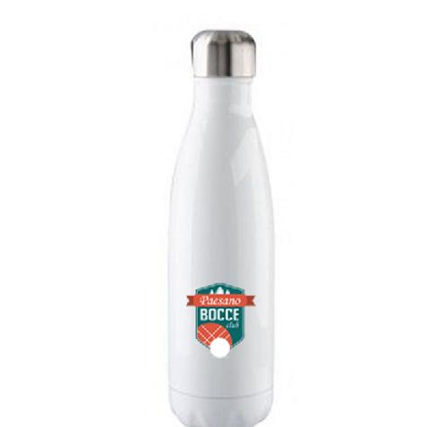 Paesano Bocce Club Printed Water Bottle