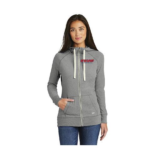 Men's or Ladies Style New Era Full Zip Sweatshirt