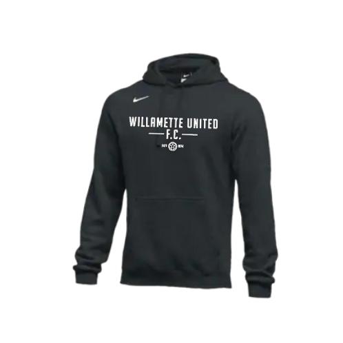 WUFC Nike Men's Club Fleece Pullover Hoodie