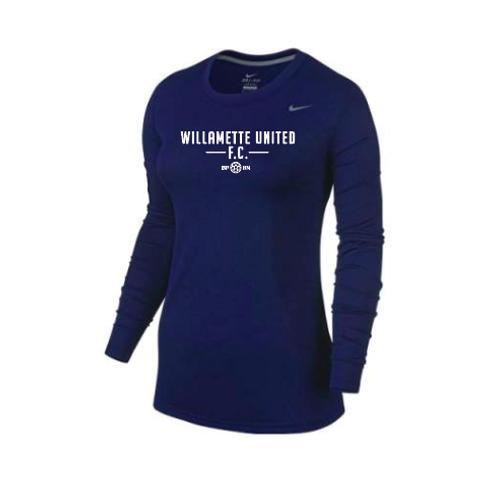 WUFC Nike Women's Legend Long Sleeve T-Shirt