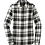 Thumbnail: Port Authority® Ladies Plaid Flannel Tunic