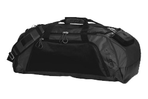 Easily transition from the gym to work (or even to the airport) with this durabl
