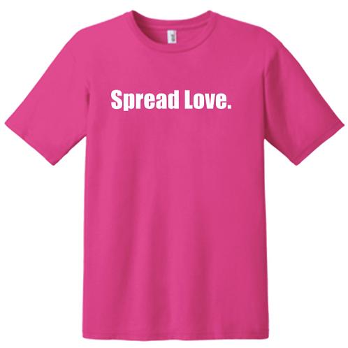 Spread Love. Crew