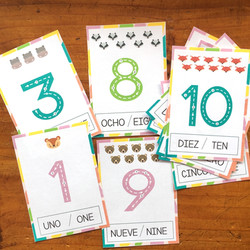 Números 0 - 10