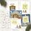 Thumbnail: Pack tarjetas de Navidad +Etiquetas