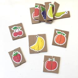Puzzle Frutas