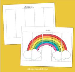 puzzle arco iris
