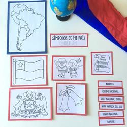 Símbolos de mi país