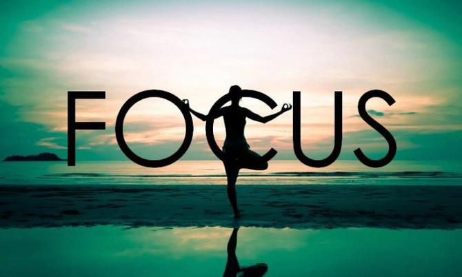Focus Creates Expansion!