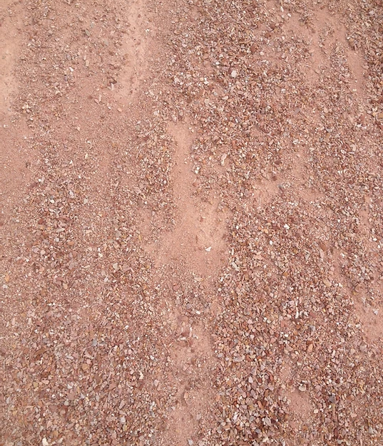 Red Crusher Dust