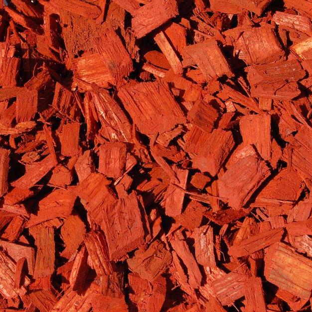 Coloured Mulches