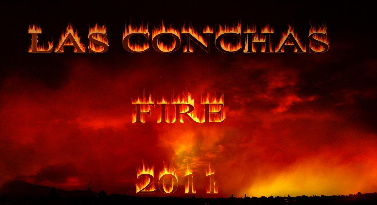 Las Conchas Fire