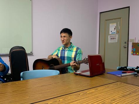 唱自己的歌—障礙、空間與藝術治療