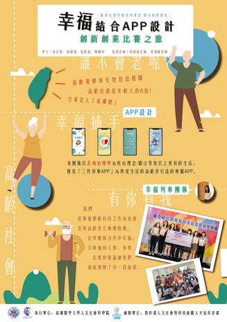 幸福飲食APP設計-創新創業比賽之旅