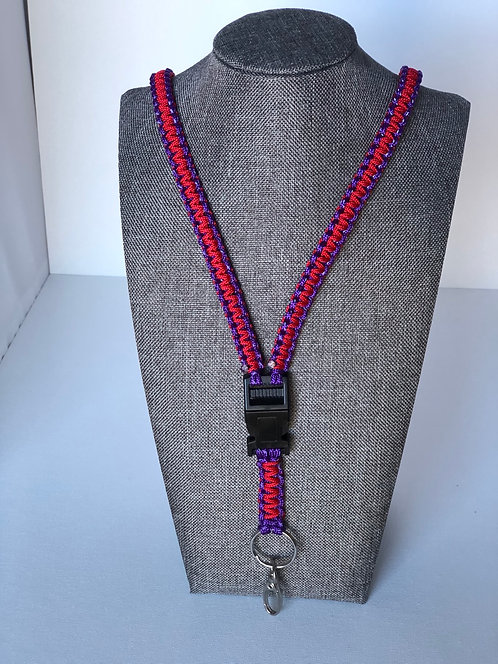 Reflective Purple\Imperial Red
