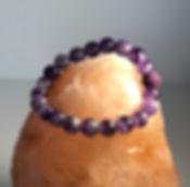 Amethyst Diffuser Bracelet