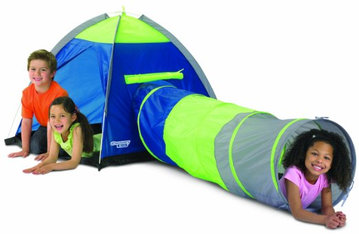 Play Tents and Tunnels