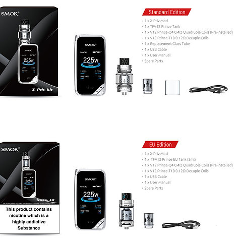 SMOK X-Priv 230W TC Kit | Vape Utopia on unique homes, miniature homes, old homes, victorian homes, stilt homes, vacation homes, portable homes, townhouse homes, prefabricated homes, multi-family homes, prefab homes, rv homes, mega homes, metal homes, awnings for homes, movable homes, trailer homes, ranch homes, brick homes, colorado homes,