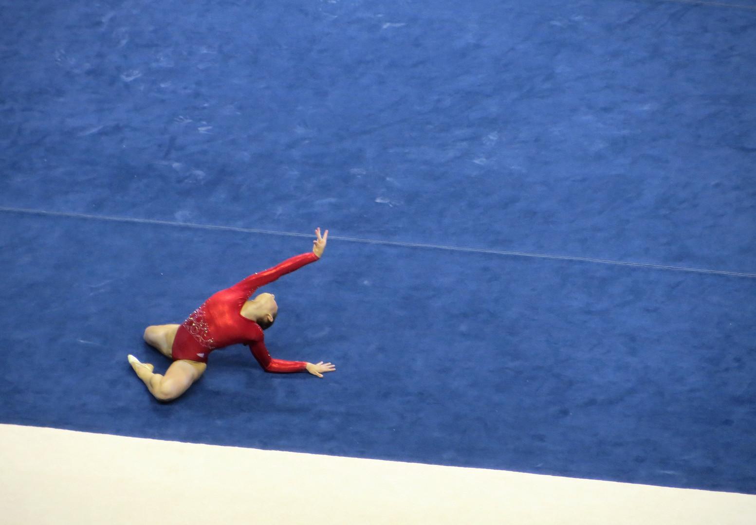 U.S. gymnastics Olympic trials