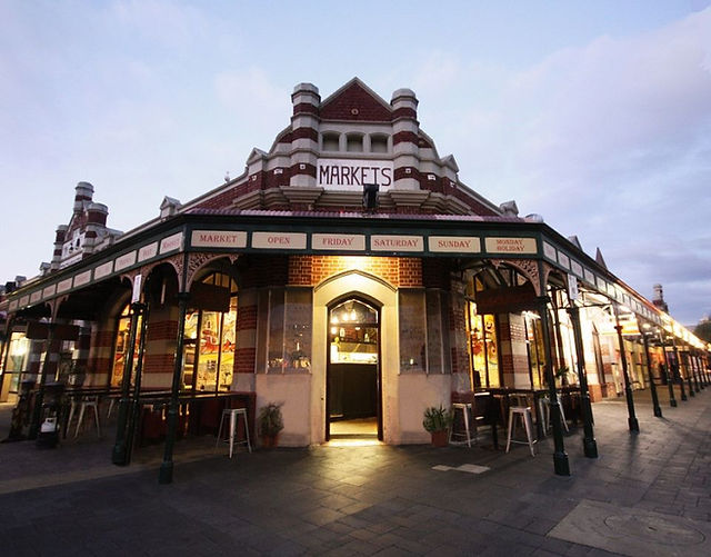 Fremantle-Markets-Backpackers-Hostel-The