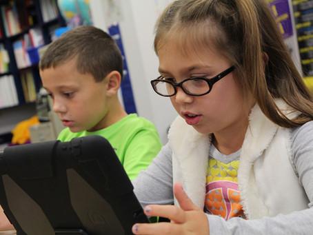 El uso de tablets en las aulas de clases de quinto y sexto de primaria