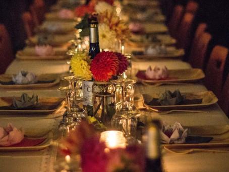 Sal a cenar con tus ideales
