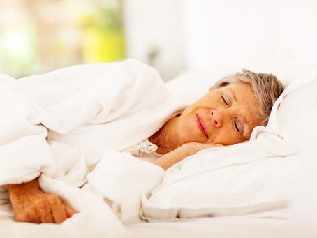 Siesta y envejecimiento