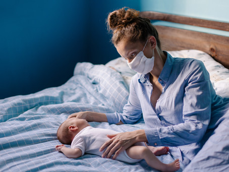 Día Mundial de la Salud Mental Materna