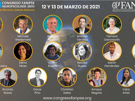 Congreso FANPSE Neuropsicología 2021