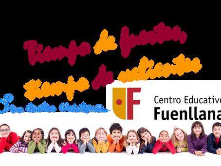 Conferencia del Dr. Chiclana en el Colegio Fuenllana de Alcorcón