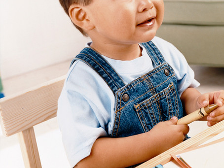 Are boys delayed in speech and language?