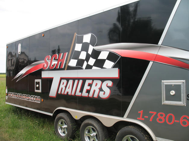 SCH Trailer LH side