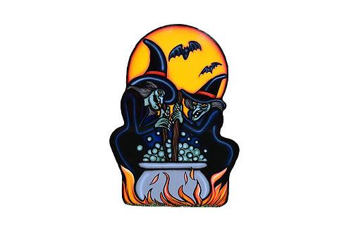 Two Witches Cauldron